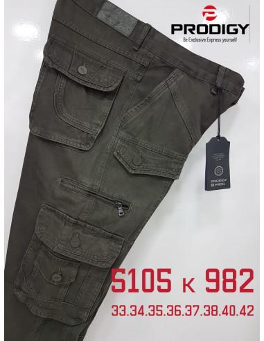 Джинсы мужские Prodigy 5105-K 982