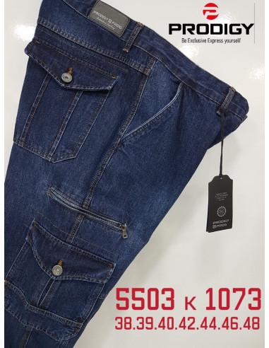 Джинсы мужские Prodigy 5503-K 1073 BT