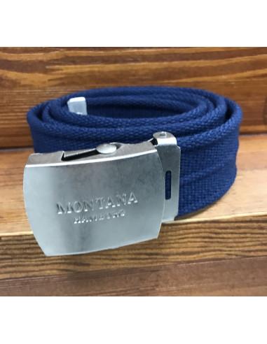 Ремень Montana 31020 Blue (original)