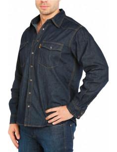 Джинсовая рубашка Montana 12190RW