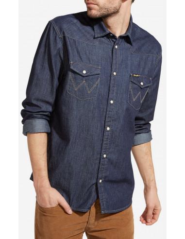 Рубашка мужская Wrangler W5973-07-WE