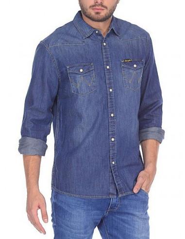 Рубашка мужская Wrangler W5973-07-8E