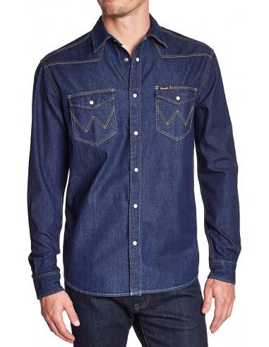 Рубашка мужская Wrangler W583-40-11E