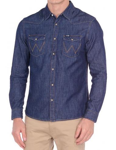Рубашка мужская Wrangler W5983-7Т-Z3