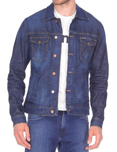 Куртка джинсовая Wrangler W443-CJ-97E
