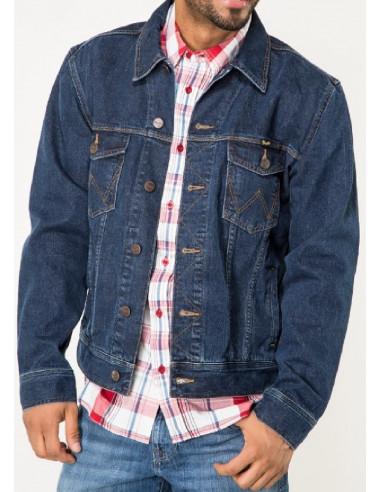 Куртка джинсовая Wrangler W448-K5-38G