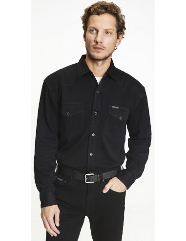 Рубашка джинсовая VELOCITY 16-H