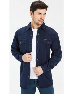 Рубашка джинсовая VELOCITY...