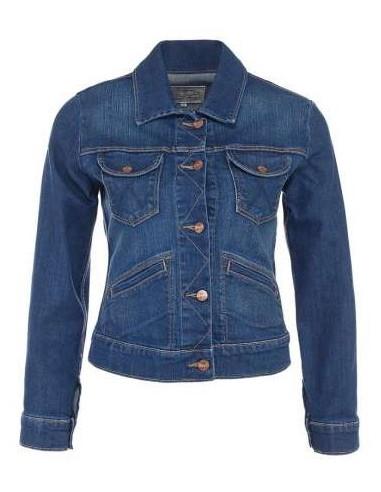 Куртка женская Wrangler W4332A37S