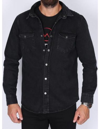 Джинсовая рубашка Whitney G512 Kofana